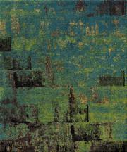 carpet in green