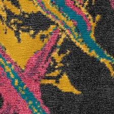tibetan 60 knot carpet<br>(Nepal)