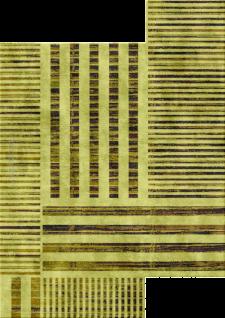 exclusive custom carpet visualised in the online carpet configurator