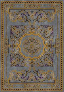 carpet from the ANNA VEDA carpet configurator (Carpet Atelier)