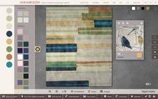 Rug Atelier for bespokeising rugs